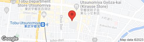 鉄板焼ステーキ世里花 - 地図