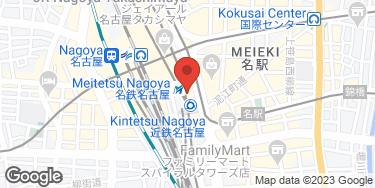 文化洋食店 名鉄百貨店 本館 - 地図