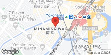 一鶴 横浜西口店 - 地図