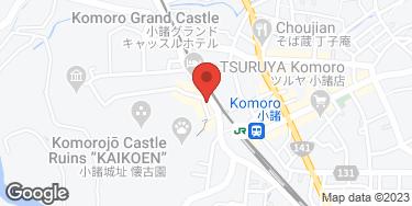 草笛 小諸本店 - 地図