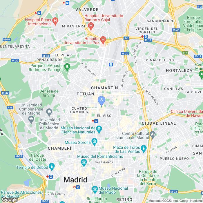Beste Hotels Madrid