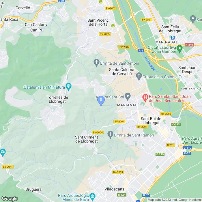 District Barcelona