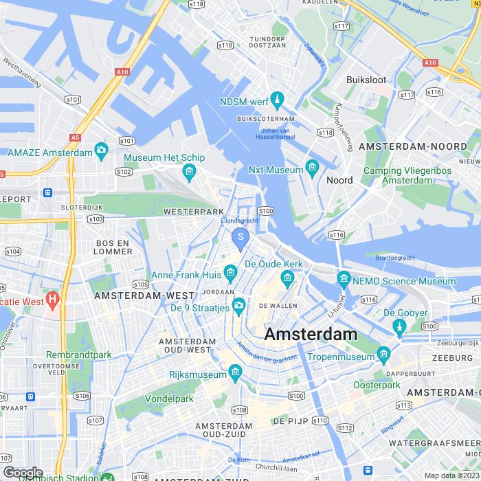 Noordermarkt prelibatezze e shopping ad amsterdam nh for Ostelli economici ad amsterdam