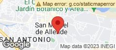 Min static map Huertas