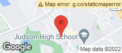 Min static map 800 Station Street Converse, Tx 78109