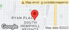 Min static map 2708 Travis Avenue