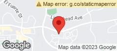 Min static map 3061 Rancho La Presa