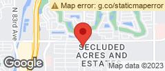 Min static map 18416 N 75th Avenue