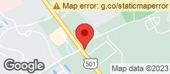 Min static map 3045 East Highway 501 Car Mart