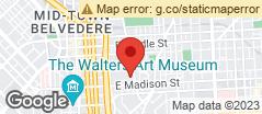 Min static map Condo - Baltimore, Md