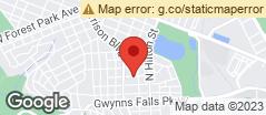 Min static map 3411 Alto Road