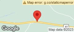 Min static map 12665 National Se Road