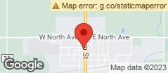 Min static map 425 N Main Street