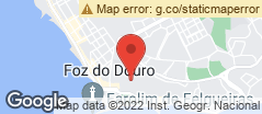 Min static map Sale Of House With Garden For Rehabilitation, In Foz Velha, Porto, Portugal