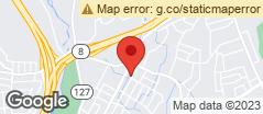 Min static map 399 Hooker Road