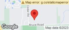 Min static map 14604 W Bruce Rd