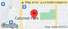 Min static map 12600 South Ada Street