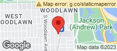 Min static map 6424 South Dorchester Avenue