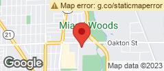 Min static map 7963 North Nordica Avenue