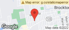 Min static map 64 Bassett Rd