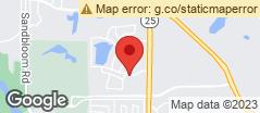 Min static map 705 Silverstone Drive