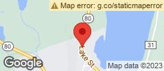 Min static map 7116 West Lake Road