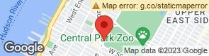 Min static map 1 Central Park West