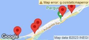 Map for Varadero