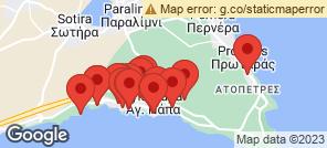 Map for Ayia Napa