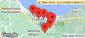 Map for Malia