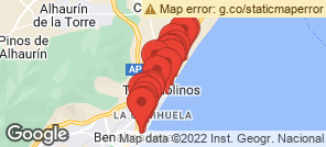Map for Torremolinos