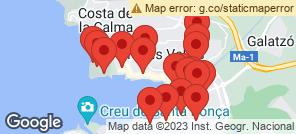 Map for Santa Ponsa