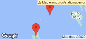 Map for Phi Phi