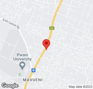 Map for Mnarani Hotel