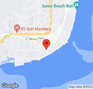 Map for Villa Puri Ayu