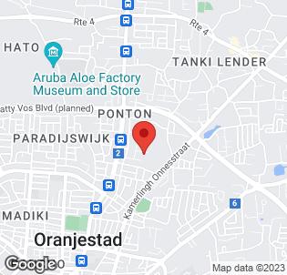 Map for Aruba Harmony
