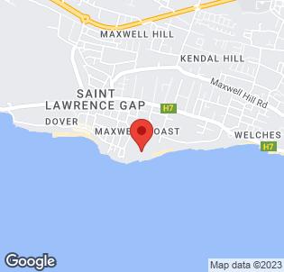 Map for Almond Casuarina Beach Resort