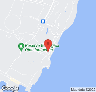 Map for Barcelo Punta Cana