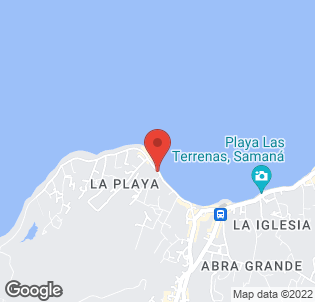Map for Playa Colibri Hotel-Residence