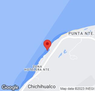 Map for Playa Azul Golf & Beach Hotel