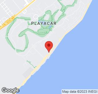 Map for Viva Wyndham Maya Hotel