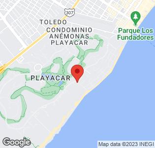 Map for Reef Playacar
