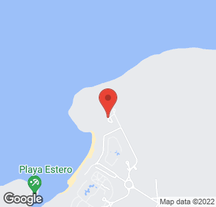 Map for Blau Costa Verde Beach Resort