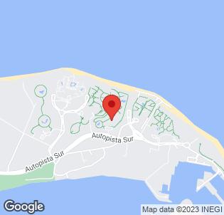 Map for Tryp Peninsula Varadero Hotel