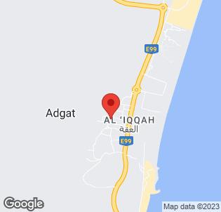 Map for Sandy Beach Hotel & Resort