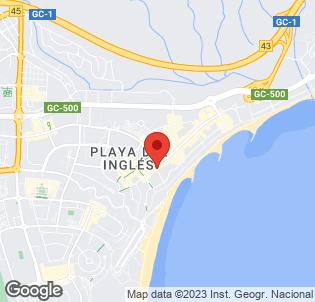 Map for Agaete Park Apartments