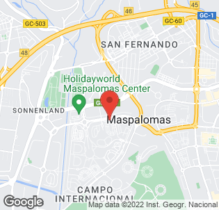 Map for Maspalomas Lago Bungalows