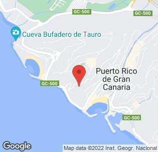 Map for Gran Amadores Apartments