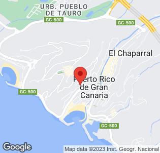 Map for Punta Del Rey Apartments