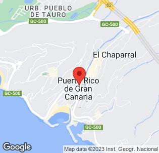 Map for Cala Nova Apartments